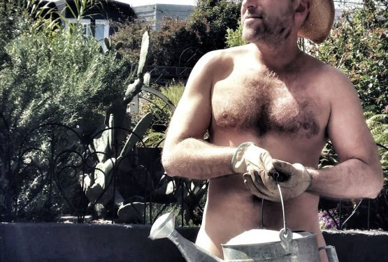 Protected: World Naked Gardening Day (NSFW)